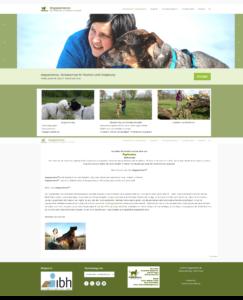 Dogsperience Webseite