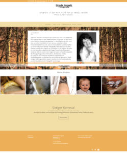 Referenz Fotografie-Webseite