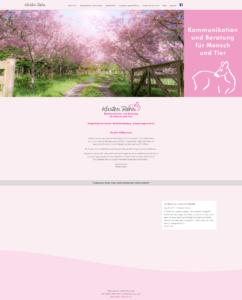 Kirsten-Rehr Webseite