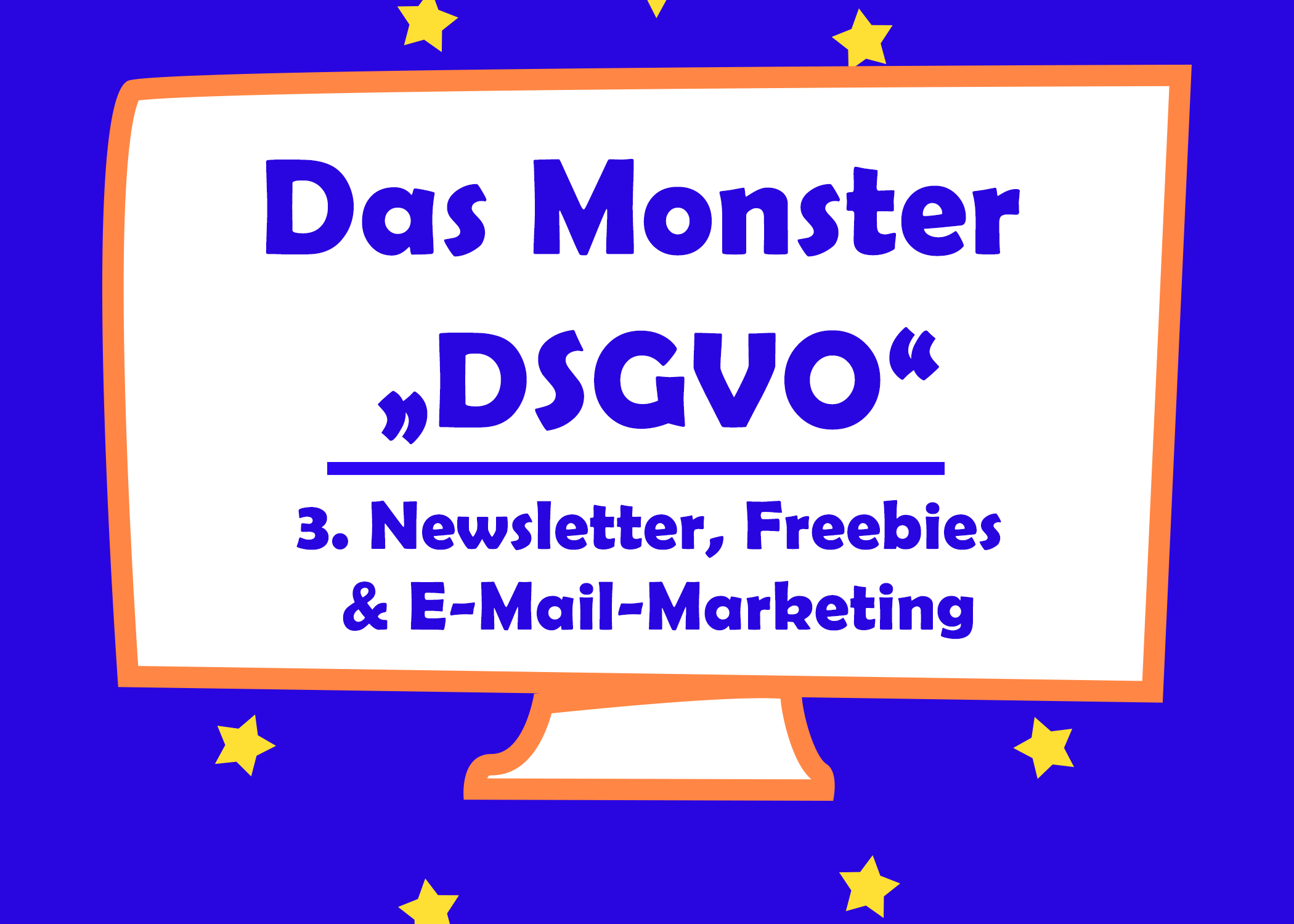 dsgvo newsletter freebies und e-mail-marketing